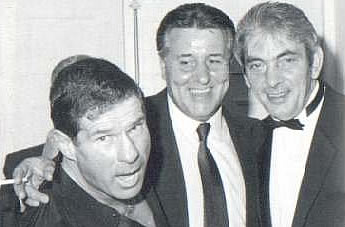 Roy Shaw, Joey Pyle and Tony Lambrianou in slightly younger days