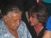 Joey Pyle Snr. and Howard Marks